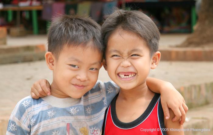 Khinaphanh Phaengdara's Laos 2005