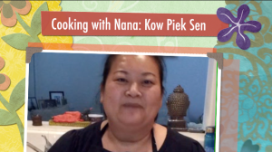 The first Cooking with Nana video!