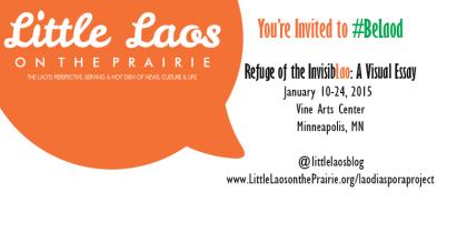 Lao Diaspora Exhibit Flyer SMALL 2015