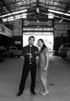 Mike + Kay