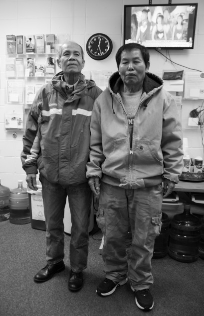 The Elders of Harrison Neighborhood