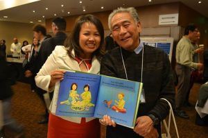 Ketmani and Pat Hayashi