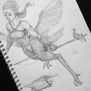 kinnaly sketch