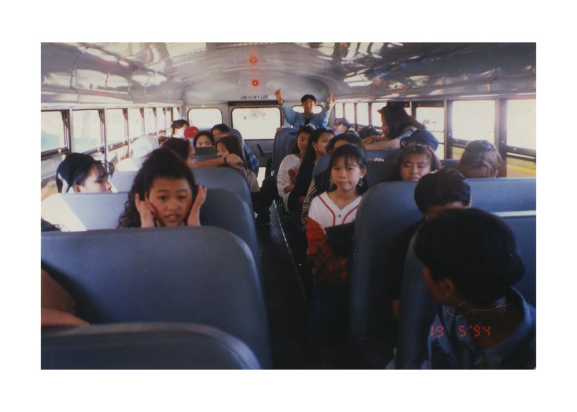 Students of Lao Youth Programs, 1990s