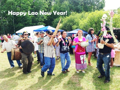 Lao New Year Minnesota